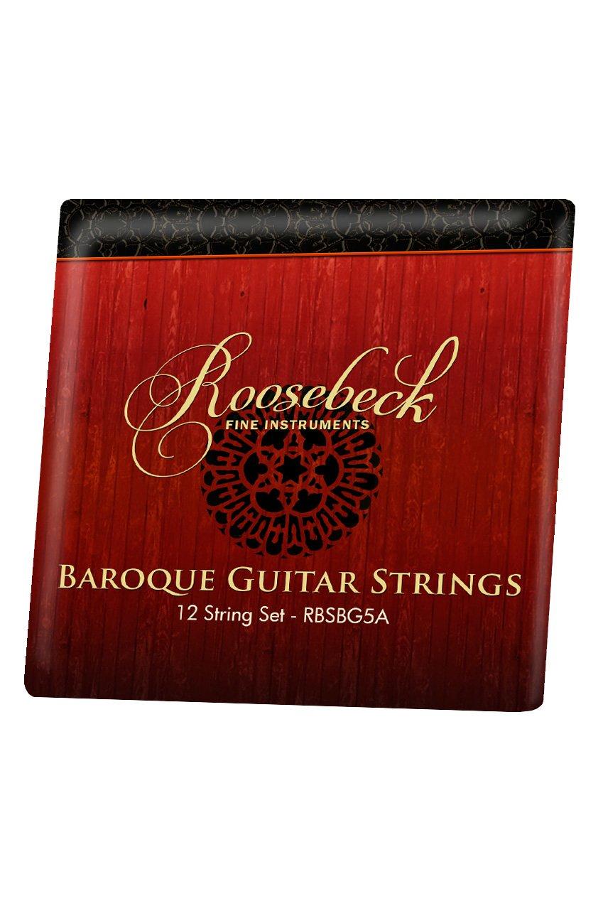 Roosebeck 5-Course Baroque Guitar String