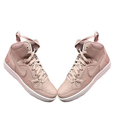 buy popular 21a61 001f2 Image Unavailable. Image not available for. Color  NIKE Women Son Force Mid  ...