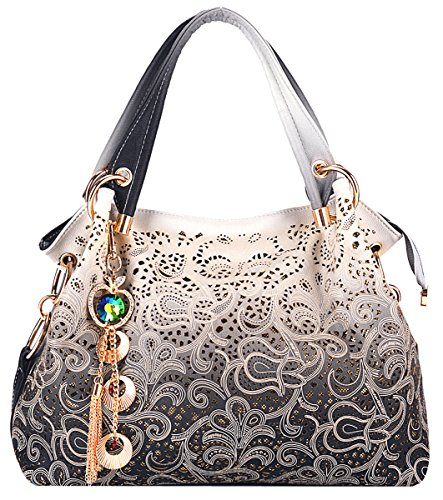 Tinksky Handbag Shoulder Signature Printing