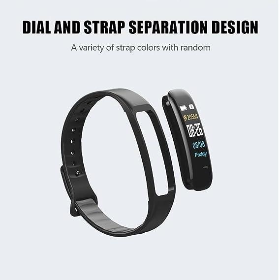 Smart bracelet LL-Pulsera Inteligente Bluetooth Pulsera de Presión ...