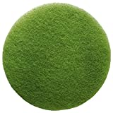 FLEXIS KGS Floor Cleaning & polishing Pads 7 inch, grit 3000 - Green (2 Pack)