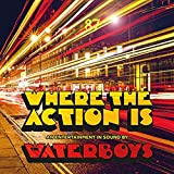 61EB9j95rLL. SL160  - The Waterboys - Where the Action Is (Album Review)