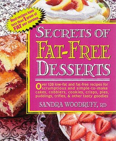 Secrets of Fat-free Desserts (Secrets of Fat-free Cooking)
