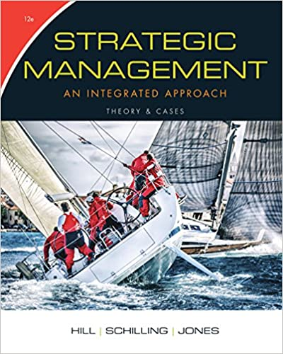 P. D. F] strategic management: theory cases: an integrated approach.