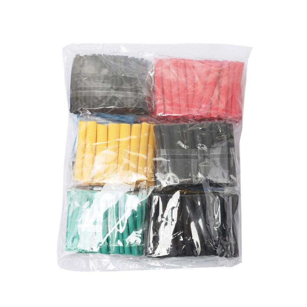 Heat Shrink Tubing Insulation Shrinkable Tube 2:1 Wire Cable 530 Pcs 3.11 A