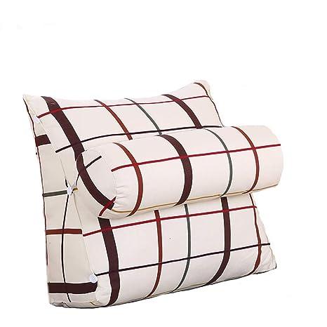 Funda de almohada para la cabeza de la cama, extraíble y ...