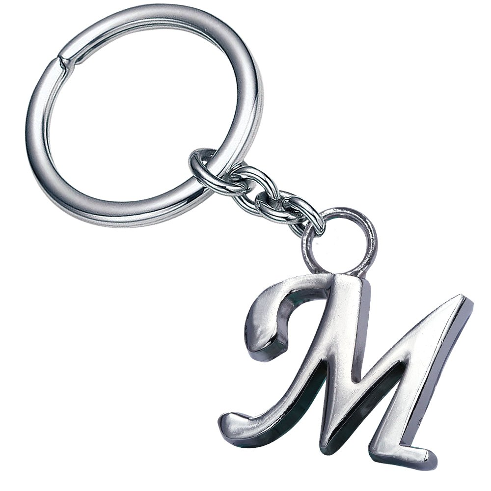 Stylish Letter M Simple Alphabet Ring Creative Packaging Design Box Z-333 MONNEL Factory