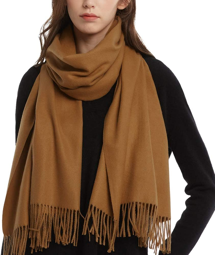Winter Scarf Cashmere Feel...