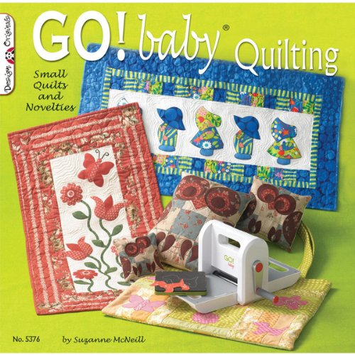 AccuQuilt GO! Baby Small Quilts & Novelties Pattern Book by AccuQuilt