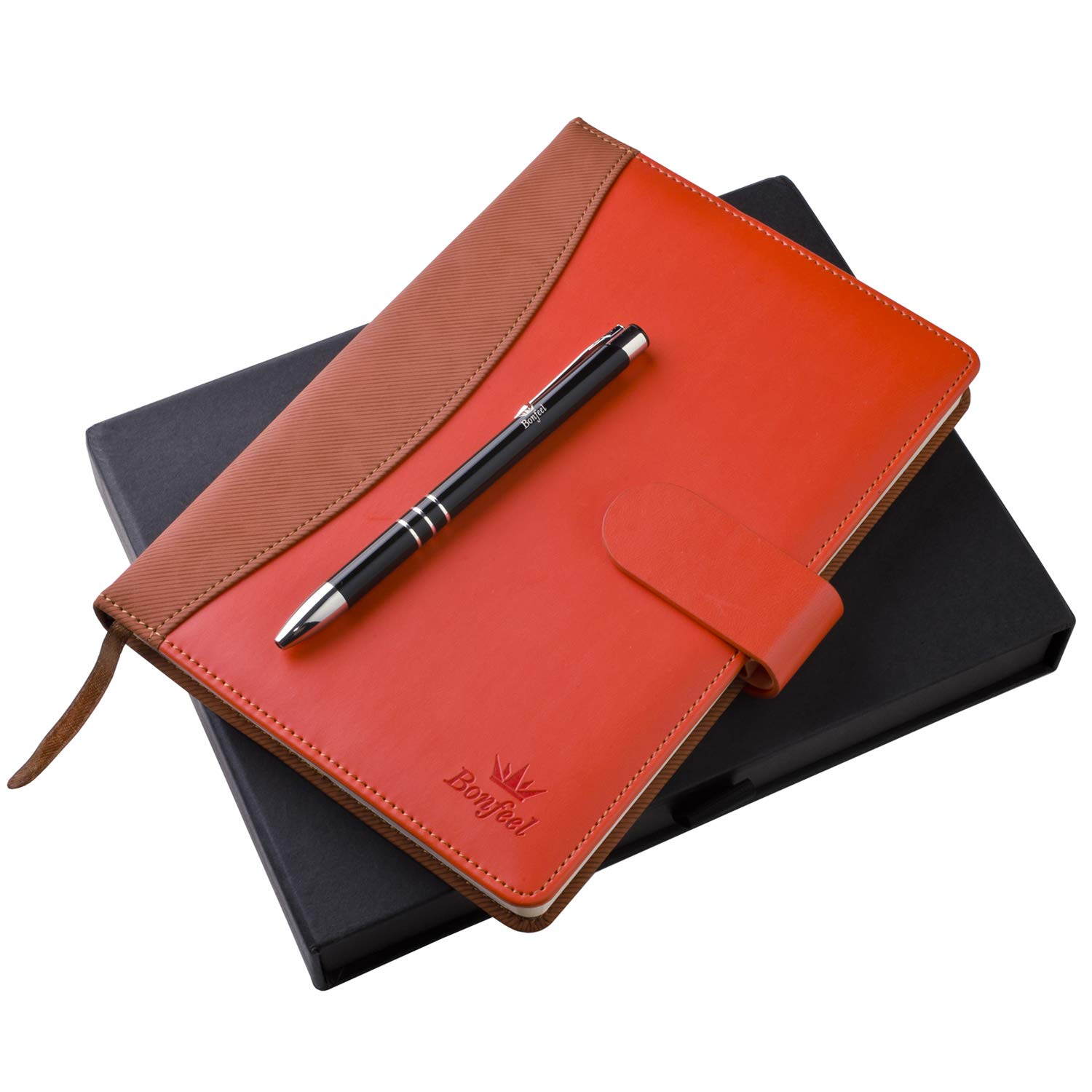 Graduation Gifts For Him Her Leather Notebook Journal Gift Set Handmade Unique Ideas Luxury PresentsWriter