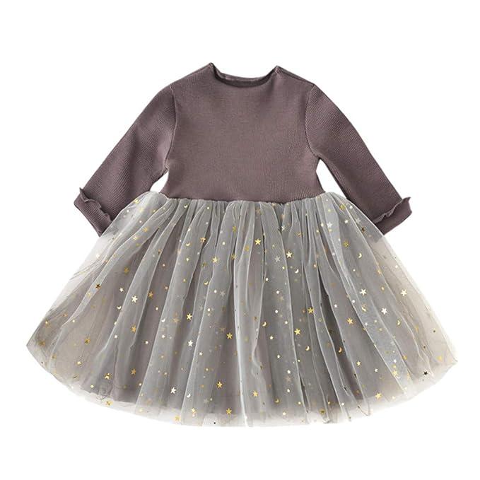 GorNorriss Baby Dress Baby Girls Infant Kids Cartoon Dinosaur Sundress Casual Dress