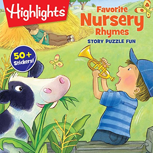 Favorite Nursery Rhymes (Highlights™ Story Puzzle Fun) ()
