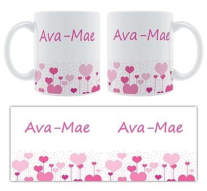 Valentina Ramos-MAE - diseño de corazones - personalizable ...