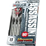 25g Ringed Harrows Assassin Tungsten Darts Set by PerfectDarts