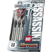 22g Ringed Harrows Assassin Tungsten Darts Set by PerfectDarts
