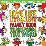 Love Life Live Lent Family Book, Church House Publishing, 0715141821