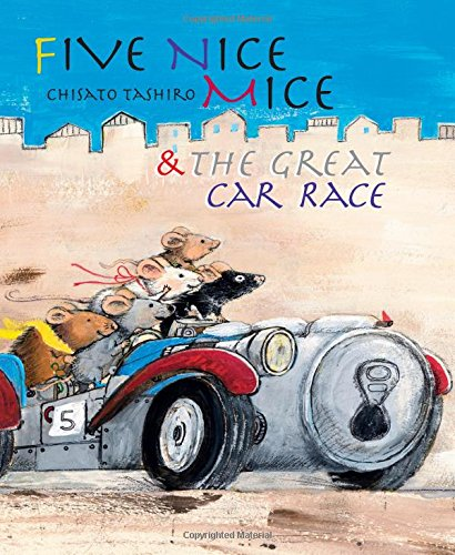 Five Nice Mice & the Great Car ()