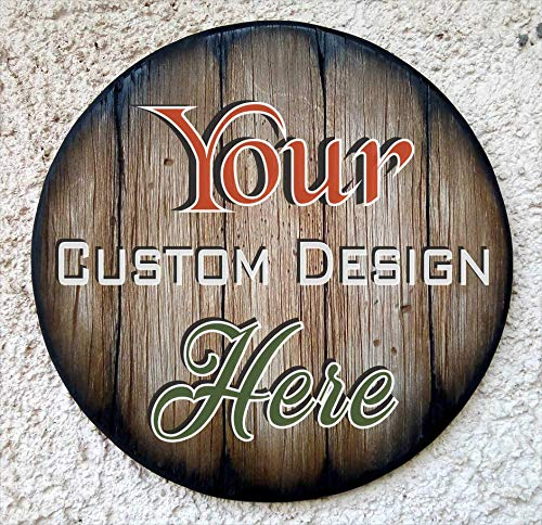 Create Your Own Rustic Bar Sign Inspired