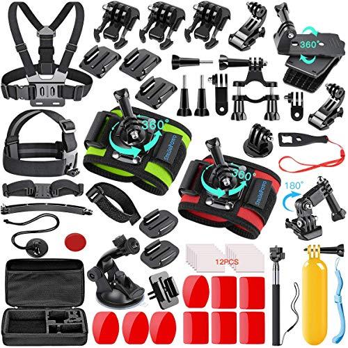 SmilePowo 51-in-1 Sport Camera