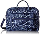 Vera Bradley Iconic Grand Weekender Travel Bag, Signature Cotton, Indio