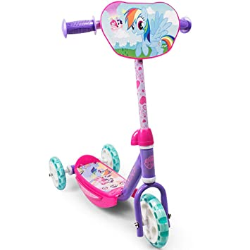 Darpeje - My Little Pony Patinete 3 Ruedas - 50520316 ...