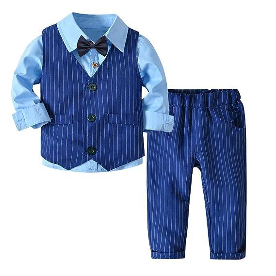 8798aed588a1 Princer Baby Boys Gentlemen Romper Jumpsuit