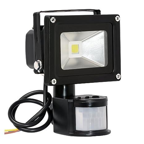 Proyector de reflector LED de 10W Proyector de exterior Proyector de exterior Proyector de pared Proyector