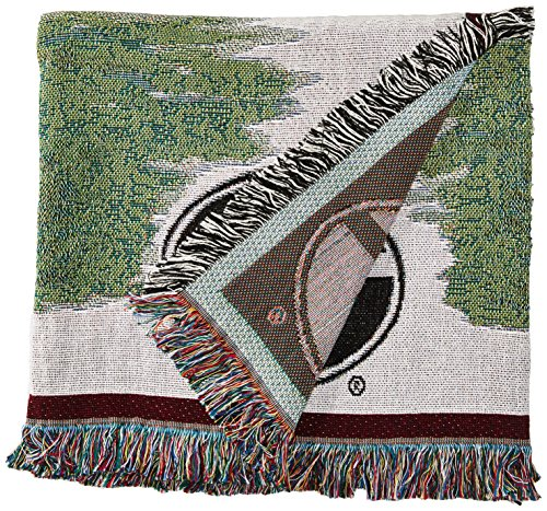NCAA Georgia Bulldogs Afghan Throw Blanket, Multicolor, One (Georgia Tapestry)