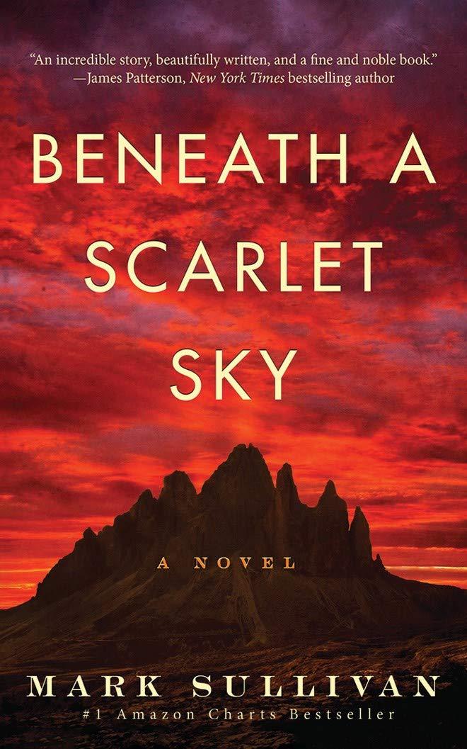 Amazon com: Beneath a Scarlet Sky: A Novel (9781503943377
