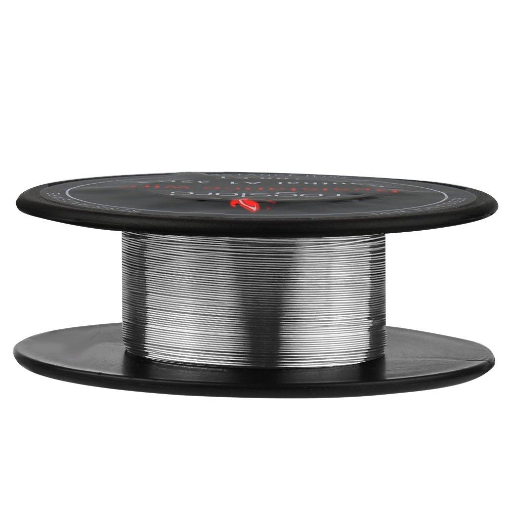 Resistance Wire Nichrome 80 32 Awg Gauge Spools 100 Feet Amazon Com