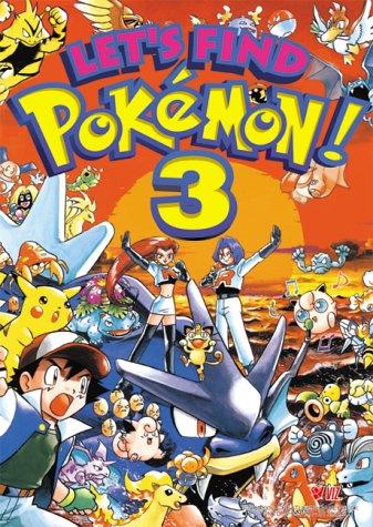 Let's Find Pokemon, Vol. 3 PDF