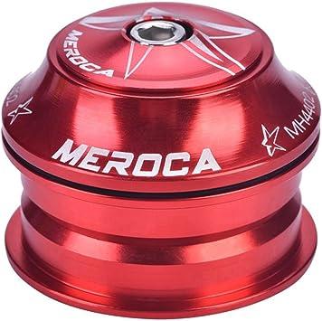 Alomejor Conjunto de Auriculares de Bicicleta 44 mm aleación de ...