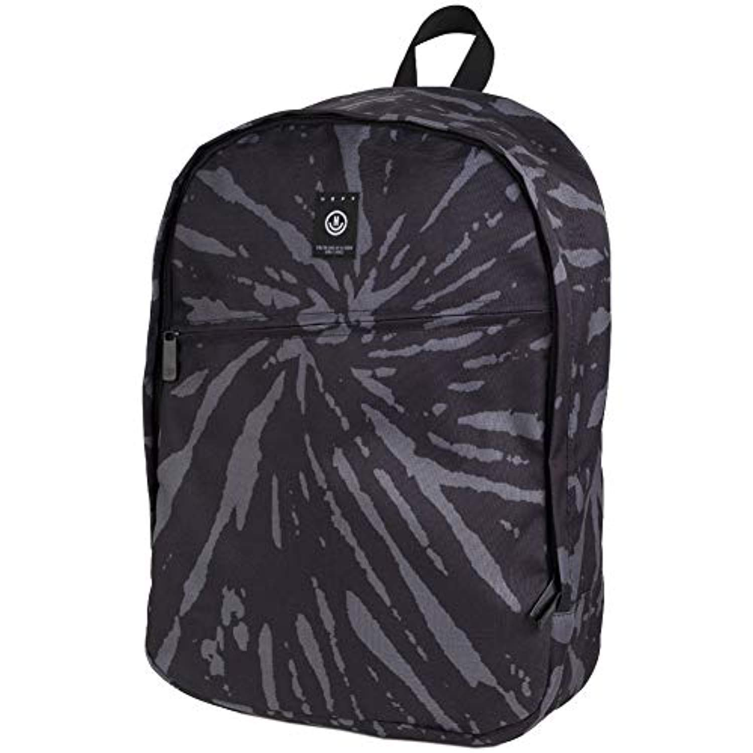 14f7d2a57 Amazon.com: neff Men's Daily Backpack, black/tie dye One Size: Clothing