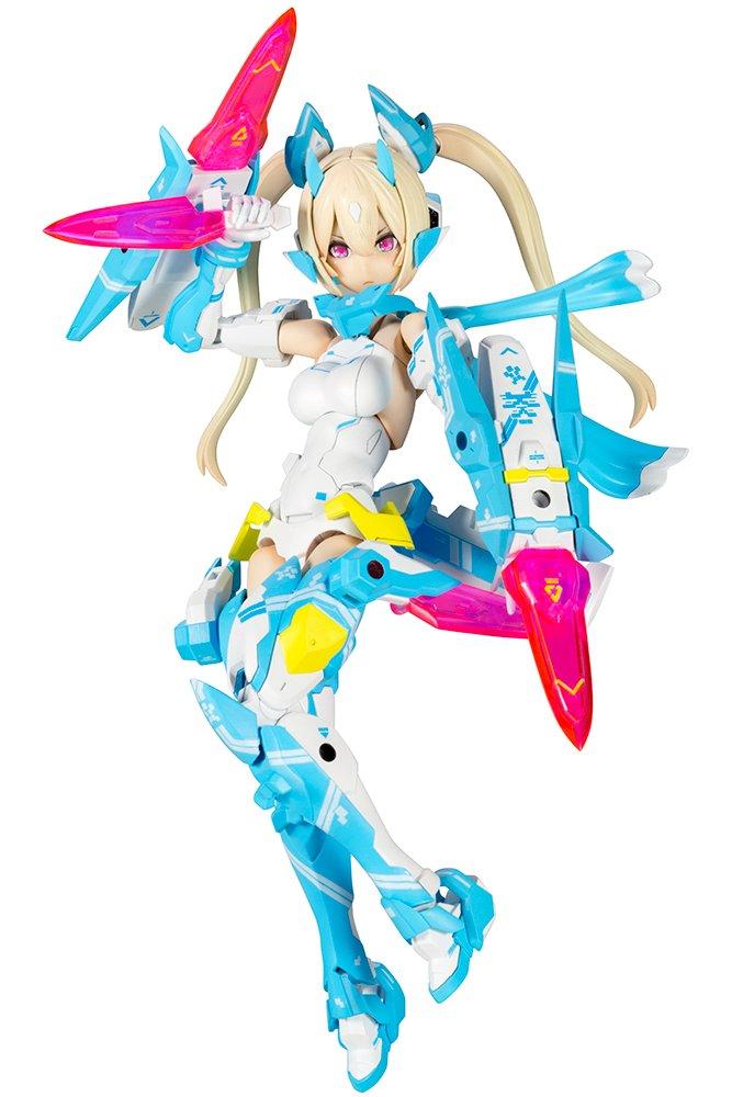 Kotobukiya Megami Devide Asra Ninja Aoi (Plastic Model Kit ...