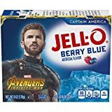 JELL-O Berry Blue Gelatin Dessert Mix (6 oz Box)