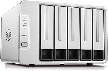 TerraMaster D5-300C USB3.0 Hard Drive RAID Enclosure