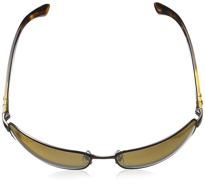 Ray-Ban 0RB3566CH, Gafas de sol para Hombre, Brown 65: Amazon.es ...