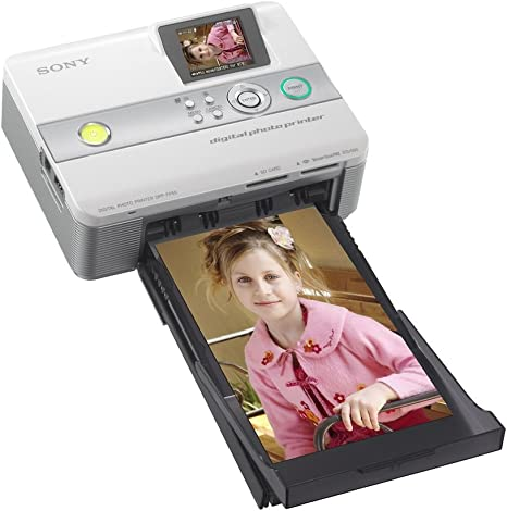 Sony Digital Photo Printer - Impresora fotográfica (300 x 300 dpi ...