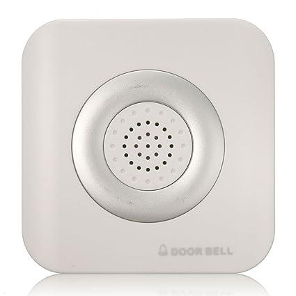 Rishil World 12V DC Exrternal Wired Access Control Doorbell Wire Doorbell Doorbell