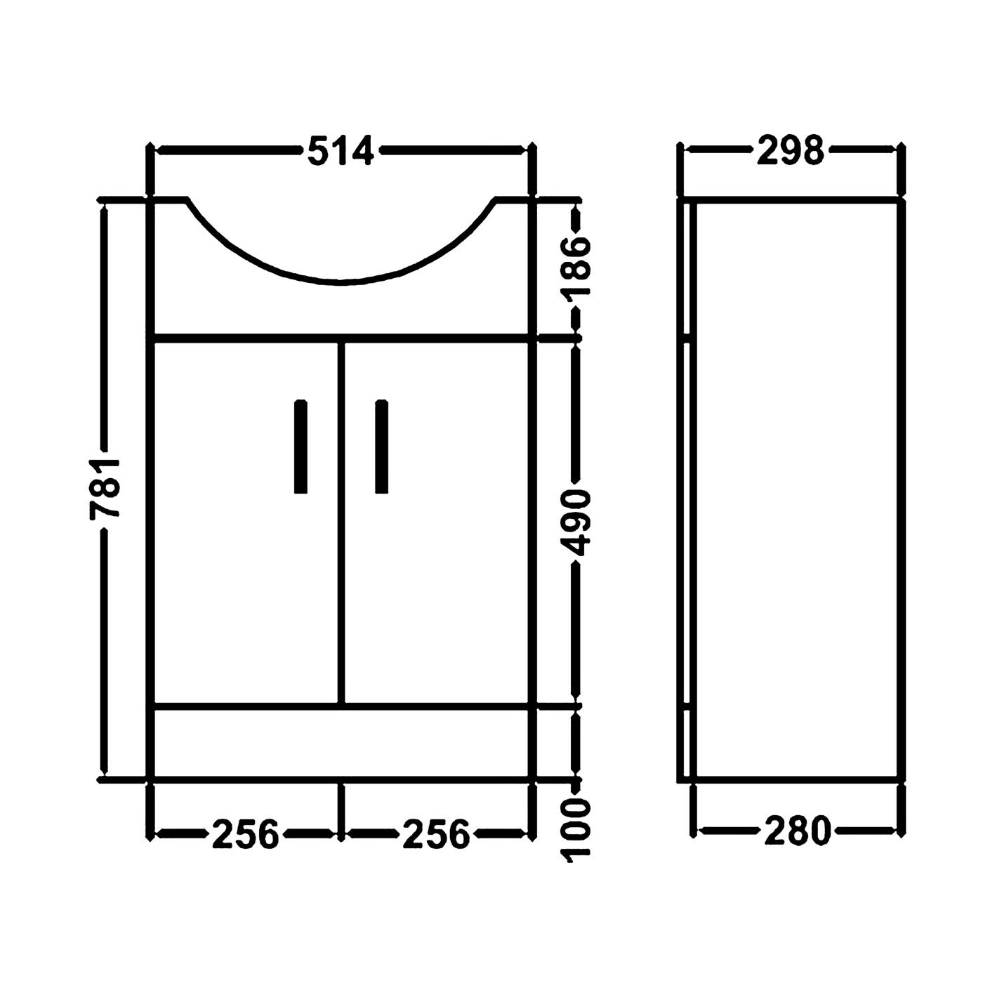 gloss gloss modular bathroom furniture collection vanity. unique furniture veebath linx bathroom white gloss vanity unit basin sink 550mm storage  cabinet ceramic furniture amazoncouk kitchen u0026 home on modular furniture collection