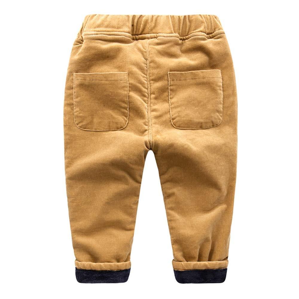 Weentop Pantalones Deportivos de Invierno con Forro térmico para ...