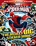 Ultimate Spider-Man: the Really Big Sticker Book!, Tomas Palacios, 1423198506
