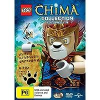 LEGO Legends of Chima: Volumes 1-4