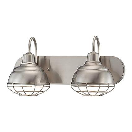 Millennium Lighting 5422-SN Vanity Light Fixture - - Amazon.com