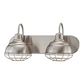 Good Millennium Lighting 5422 SN Vanity Light Fixture