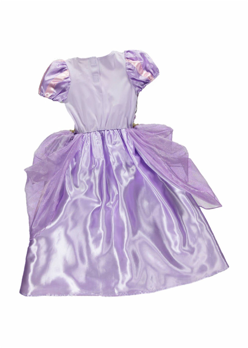 Disney Girls Princess Rapunzel Fancy Dress Costume: Amazon.co.uk ...