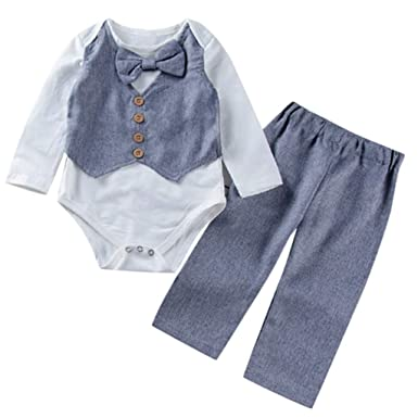 b29e250cdf4b Vovotrade Toddler Clothes Set for 0-2 Years Old