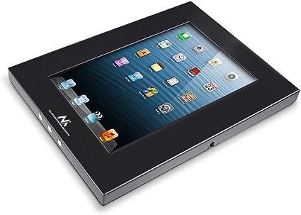 Maclean MC-610 - Estuche antirrobo para Tablet iPad 2/3/4/Air Tab 2 10.1: Amazon.es: Informática
