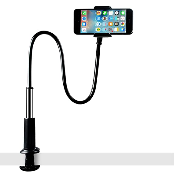 Consumer Electronics Phone Holder Flexible Long Arms Mobile Holder Universal Cell Phone Desk Stand For Iphone X Xs Max Samsung Tablet Ipad Stand High Quality Goods Audio & Video Replacement Parts