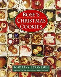 Rose's Christmas Cookies